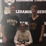 Congrats Sara Hammerle; Signed to play Soccer Next Year at DePauw University