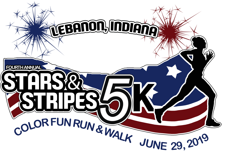 2019 Stars and Stripes 5K Walk/Run Registration Open!