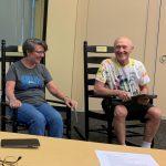 LHS Tigers  Congratulate Retiring Teachers Mick Milakovic and Tricia Patmore