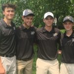 Congrats LHS Boys Golf Team: Sectional Results