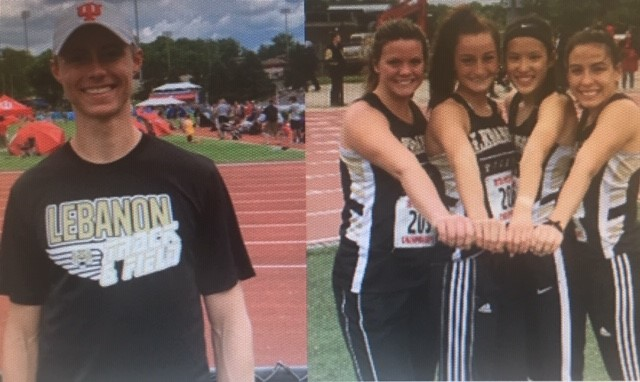Congrats Lebanon Sports Boosters June Athletes of the month!