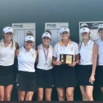 Congrats To The Lady Tigers Golf Team on Capturing the Seeger Invitational Title