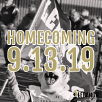 Homecoming T-Shirt Purchase and Activities Schedule