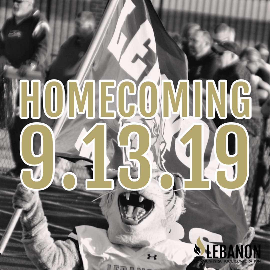 Please Join us for HOMECOMING DINNER FRIDAY NIGHT 5-7 p.m.
