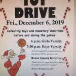 LHS BASKETBALL TOY DRIVE!
