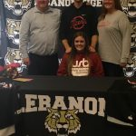 Congrats Courtney Welborn Signed to play Softball next year at IU South Bend