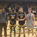 Congrats to LHS Holiday Classic Boys Basketball All-Tournament Team