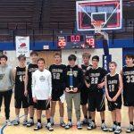 Congrats LHS Boys Freshman Basketball: Tournament Champions