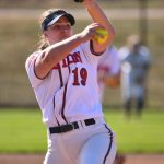 Congrats to LHS Alumni Jessica Weaver: Named Softball Atlantic 10 Pitcher of the week