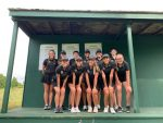 Congrats LHS Lady Tiger Golfers: Take 1st place at Seeger Invitational: Freshman Audrey Patterson 83 is Low Medalist!