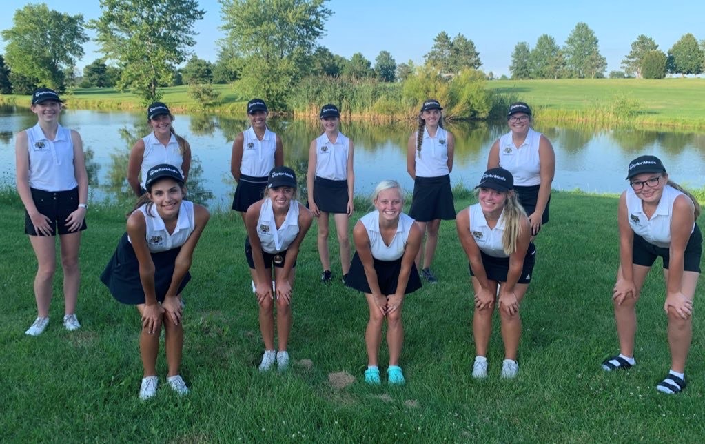 Lady Tiger Golfers finish Runner-Up in Boone County Invitational