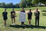 Lady Tigers Golf Team: Sectional Champions!