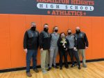 Congrats to LHS Lady Tiger Wrestlers