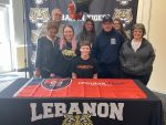 Congrats LHS Lady Tiger Wrestler Shelby Cope: Signed to attend and wrestler at Indiana Tech