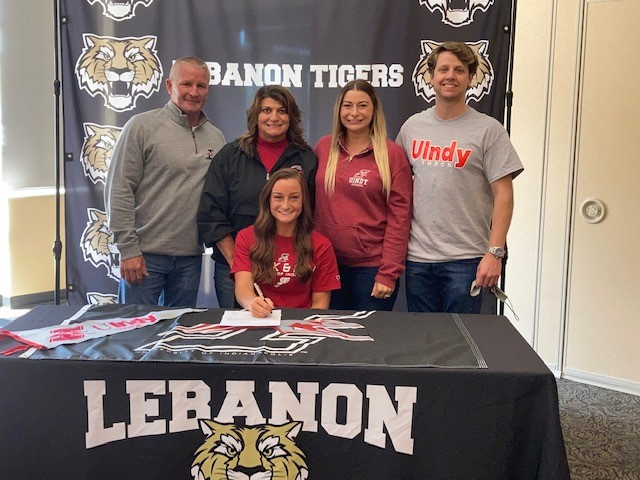 Congrats Lady Tiger Hallie Montgomery: Signed to Attend University of Indianapolis and Run Track & Field