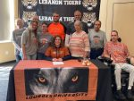 Congrats LHS Two Time State Champion Wrestler Sarah Huse Signed: to Wrestle at Lourdes University