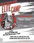 ELITE Camp starts back on Monday July 13th