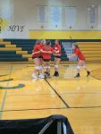 Lake Varsity & Freshmen Volleyball Defeat Academy