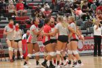 JV Volleyball Sweeps Brownwood in Two