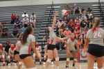 Lake JV Volleyball Takes Down Connally Cadets