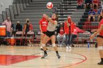 Bronco JV volleyball suffer tough loss to the Honeybees