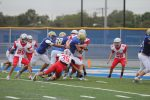 Rocky road trip: Silver's first road trip not as planned, fall to Rockdale 53-6