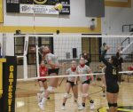 Lake JV Volleyball Adds to Win Column
