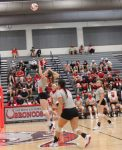 Lake JV Volleyball Fights Hard for First District Win