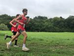 Bronco JV Cross Country at The Belton Invitational