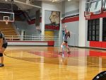 LBMS 8th Grade Volleyball Sweeps Tennyson