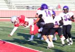 Lake Belton Silver secures 36-14 home win over College Station