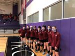 LBMS Volleyball:  Another Clean Sweep