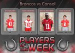 Players of the Week vs. A&M Consolidated