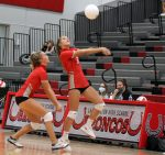 Broncos Freshmen take match against Gateway in 3 sets