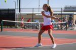 Varsity Tennis Falls to Burnet