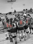 LBMS Volleyball takes tough losses against SC Lee