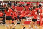 Broncos VB gives Salado solid test, Eagles win in four