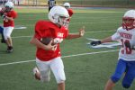 7th LBMS Broncos stiffled by Panthers of Midway Red