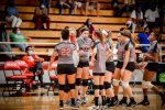 LBMS Volleyball swept by Midway