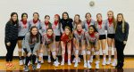 Bronco Volleyball District 19-4A Honors