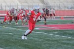 Lake Belton Red ends inaugural campaign 7-3 with 40-22 win over Dripping Springs