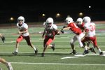 8B Bronco Bowl: Late interception seals win for Lake over North, 22-16