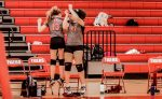 LBMS Volleyball 8th Grade Splits with BMS