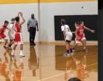 NBMS 8th B Basketball Defeats Gatesville