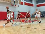 Freshman Girls Beat Salado!