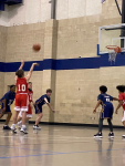LBMS 7th Boys Basketball Results vs Tennyson
