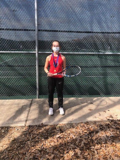 Pflugerville Varsity Tennis Tournament