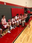 LBMS boys basketball playoff game vs Travis itinerary