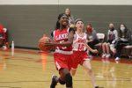 Belton Middle, Lake Middle split 2021 girls' basketball finale