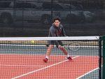 JV Temple Tennis Tournament